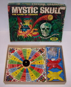 MYSTIC-SKULL-GAME-OF-VOODOO-BOARD-GAME-VINTAGE