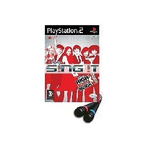 High School Musical: Sing It Bundle With Microphone ...