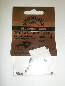 Stonefly-Fly-making-THORAX-BODY-LEADS-MICRO-Fishing