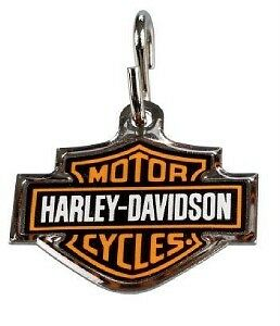 Harley-Davidson-Pet-Dog-ID-Tag-Shield