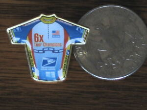 2004 USPS Lance Armstrong Cycling Pin PRO CYCLING M