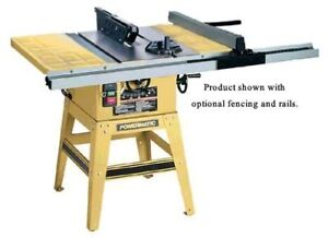 Powermatic 2688101 1 1 2hp 64s Table Saw Brand New Ebay
