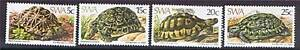 South-West-Africa-1982-Tortoises-SG-390-3-MNH