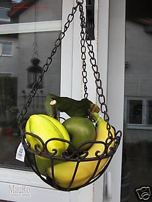 Hängekorb - Hanging-Basket  kl. -  Eisen