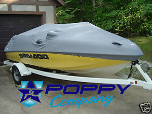 Details about 1998-2004 Seadoo Speedster 16' Boat Cover Speedster SK  Trailerable Fitted New