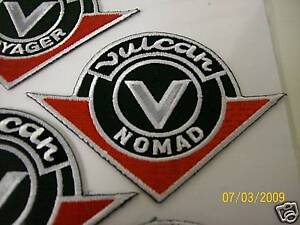 Kawasaki Vulcan Nomad Emblem