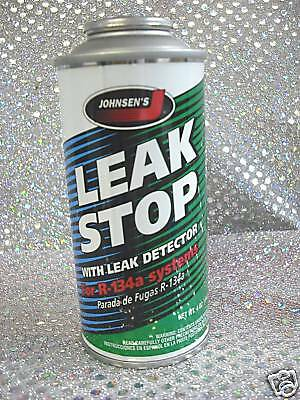 R134a, Stop Leak, Leak Stop, Refrigerant, R134