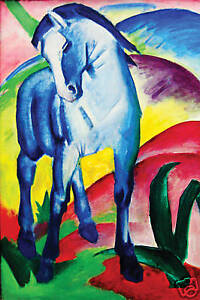 BLUE-HORSE-CANVAS-ART-PRINT-FRANZ-MARC-mounted-30-x-20-034