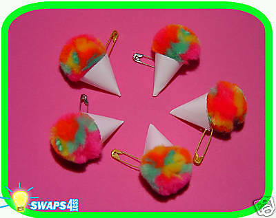 shave ice or snow cone girl scout swaps craft kit by