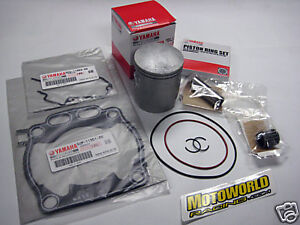 NEW-2005-2012-YZ250-GENUINE-YAMAHA-TOP-END-KIT-W-GASKETS-OEM