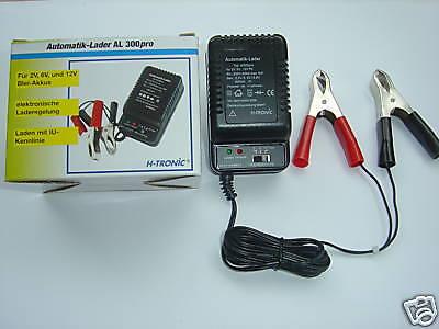 Batterie Lade+Erhaltungs Ladegerät ,2 Jahre gesetzl. Gewährleistung. Über 500 ve