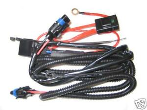mustang v6 gt fog light wiring harness 99 00 01 2 3 04 | ebay  ebay
