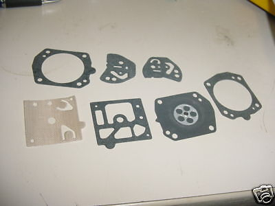 Chainsaw Echo 451 500 510 550 610 5500 6700 8000 Carburetor Kit Fits Others