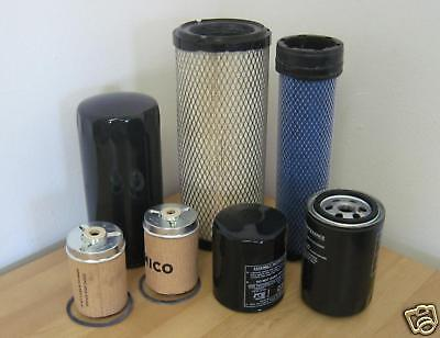 Mahindra Tractor Economy Pack Of 7 Filters -0789.0790.1778.1778.3427.6115.2508