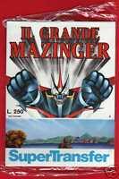 Grande Mazinga Great Mazinger Transfer Trasferelli N. 8 - Raro -  - ebay.it