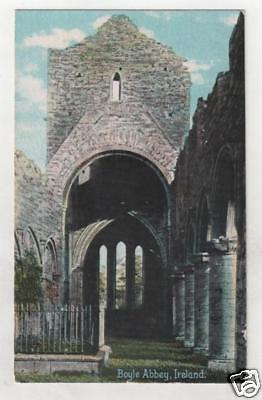 IRELAND - BOYLE ABBEY Postcard *