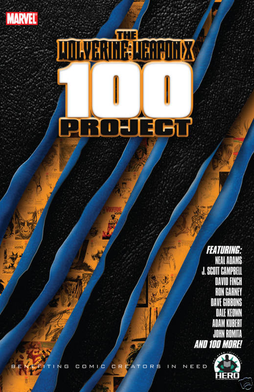 THE WOLVERINE 100 PROJECT SOFTCOVER (TP)