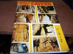 Lews-amp-CLark-Cavern-softcover-book