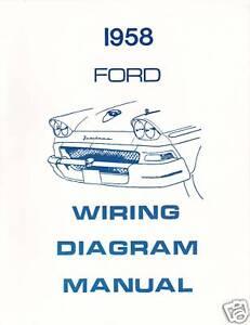 1958-FORD-WIRING-DIAGRAM-MANUAL