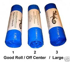 Bio-Bag-Dog-Waste-Bags-500-Poop-bags-2-rolls-8-x-14-BU