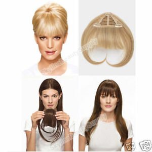 New-Jessica-Simpson-and-Ken-Paves-HairDo-Clip-In-Bangs