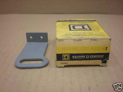 1 Square D 9422 L1 9422l1 Auxiliary Lock Plate Kit