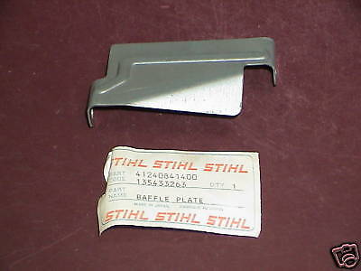 Stihl String Trimmer Air Cooling Guide Baffle Plate 81 Fs81 4124-084-1400