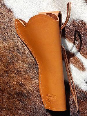 Saddle Tan Leather Holster 6 Colt Python Trooper Cobra