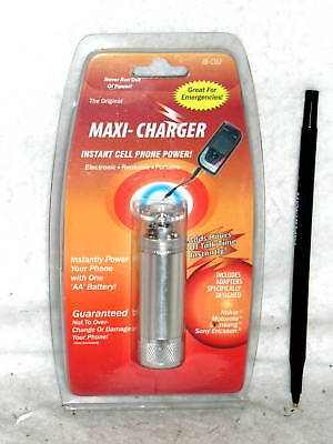 10 Instant Emergency Cell Phone Maxi-charger Jb-c02