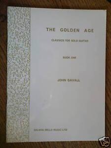 guitar-JOHN-GAVALL-the-golden-age-book-1