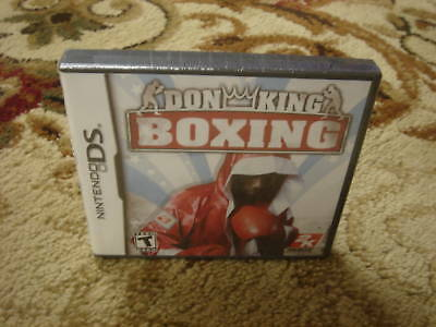 Don King Boxing (nintendo Ds, 2009)