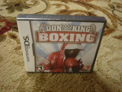 Don King Boxing (nintendo Ds, 2009)
