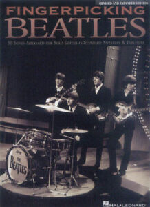 Fingerpicking Guitar ... The Beatles Gitarre Noten Tab