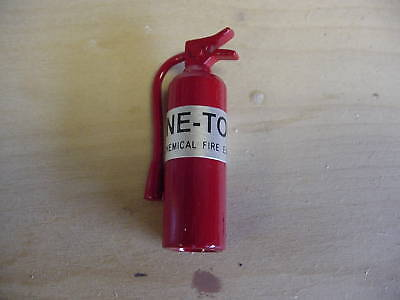 1/18 scale - LARGE Shop Fire Extinguisher -Medal -  for your shop/garage/diorama