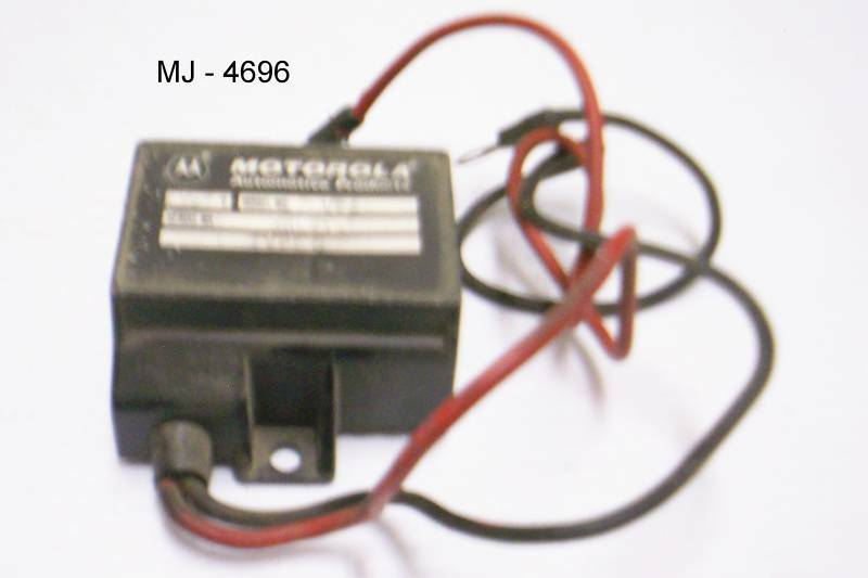 Motorola Inc. - 24 V. Voltage Protector - Model No. VP4 (NOS)