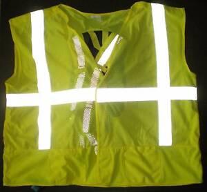 Igloo-50274-Hydration-Yellow-Safety-Vest-2XL