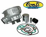 kit CYLINDRE PISTON CONTI AM6 RS50 TZR DTR XP6 fonte