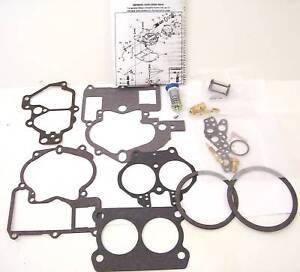 Mercruiser-Marine-2-Bbl-Carburetor-Repair-Kit-Mercarb