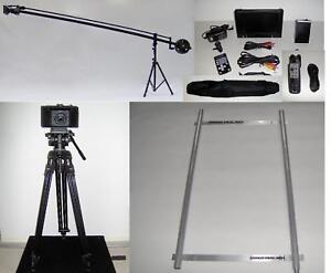 12-ft-Video-Camera-Crane-Jib-with-Stand-LCD-Dolly