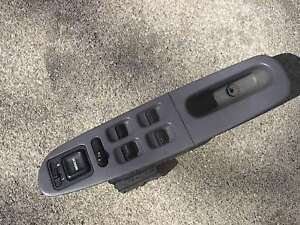 1994 97 honda accord master power window switch ebay for 1994 honda accord power window switch