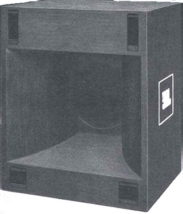 JBL 4560A Bass Bin Speaker Plans on PopScreen