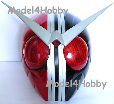 Cosplay! Kamen Rider HEAT JOKER (From Rider W) 1/1 Scale Helmet Action TV Hero on Rummage