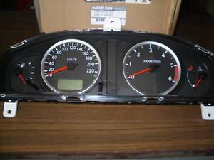 Nissan Almera N16 Diesel Tacho, Kombiinstrument BN761