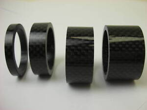4pc-Bike-Bicycle-Stem-Carbon-Spacer-1-1-8-20-15-10-5mm