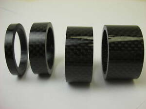 4pc-Bike-Bicycle-Stem-Carbon-Spacer-1-1-8-034-20-15-10-5mm