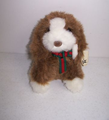 8 Russ Plush Chuckie The Cute Puppy Dog W/tag