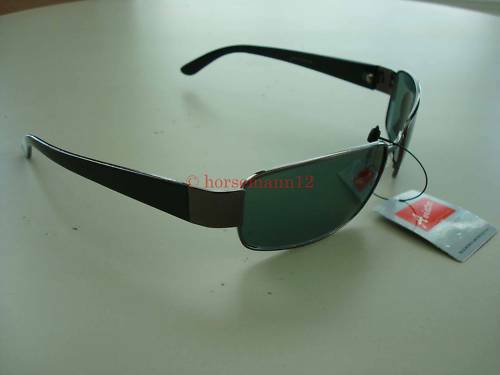 Aviator Men Women Glass Lens-metal Frame Small Sunglasses Green Lens