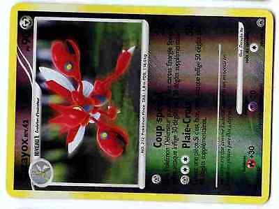 Pokemon Aube Majest. Holo Inv N° 29/100 Cizayox