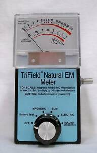 Trifield-Natural-EM-meter-EMF-meter-Brand-New