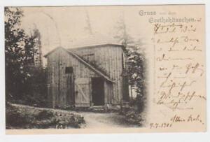 AK-Ilmenau-Thueringen-Goethehaeuschen-gel-1900